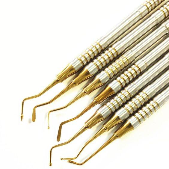 ابزارهای معاینه دندانپزشکی