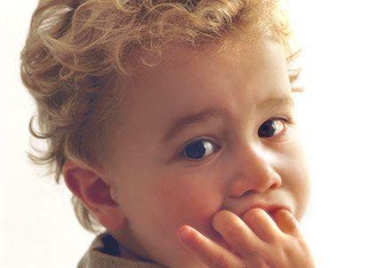 عادات غلط دهانی در کودکان