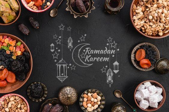 خوراکی مفید در ماه رمضان