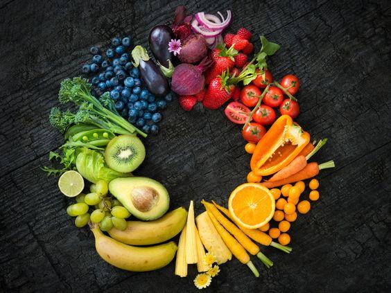 میوه و سبزیجات سرشار از ویتامین ها